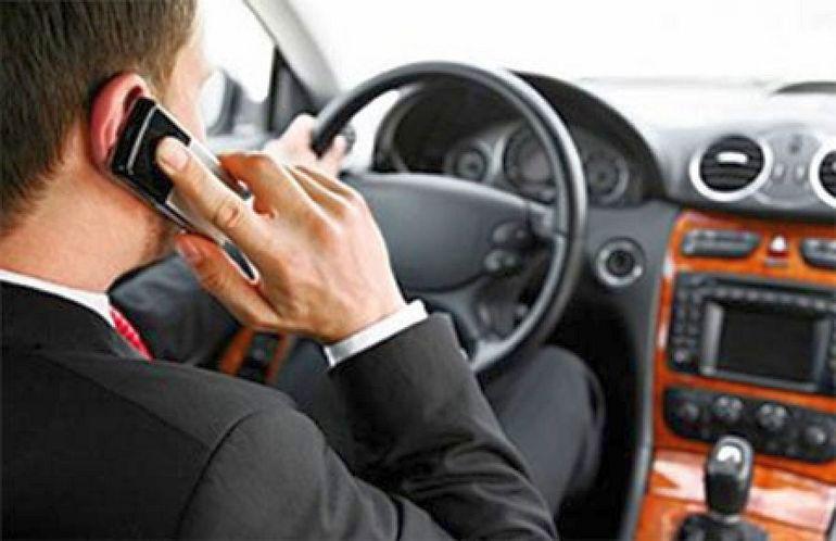 Актуальные штрафы за использование телефона за рулем как доказать невиновность