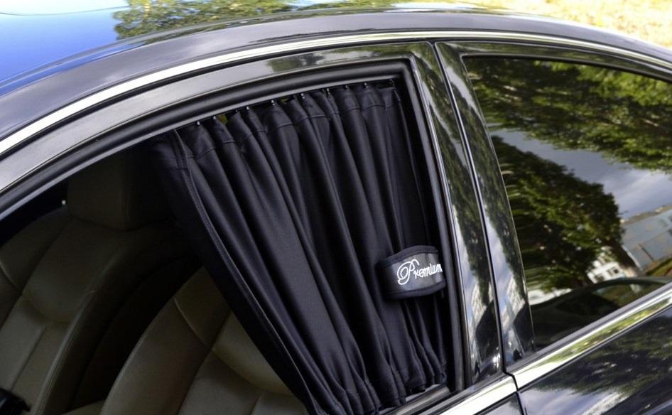 Штраф за шторки на окнах автомобиля в 2019 году