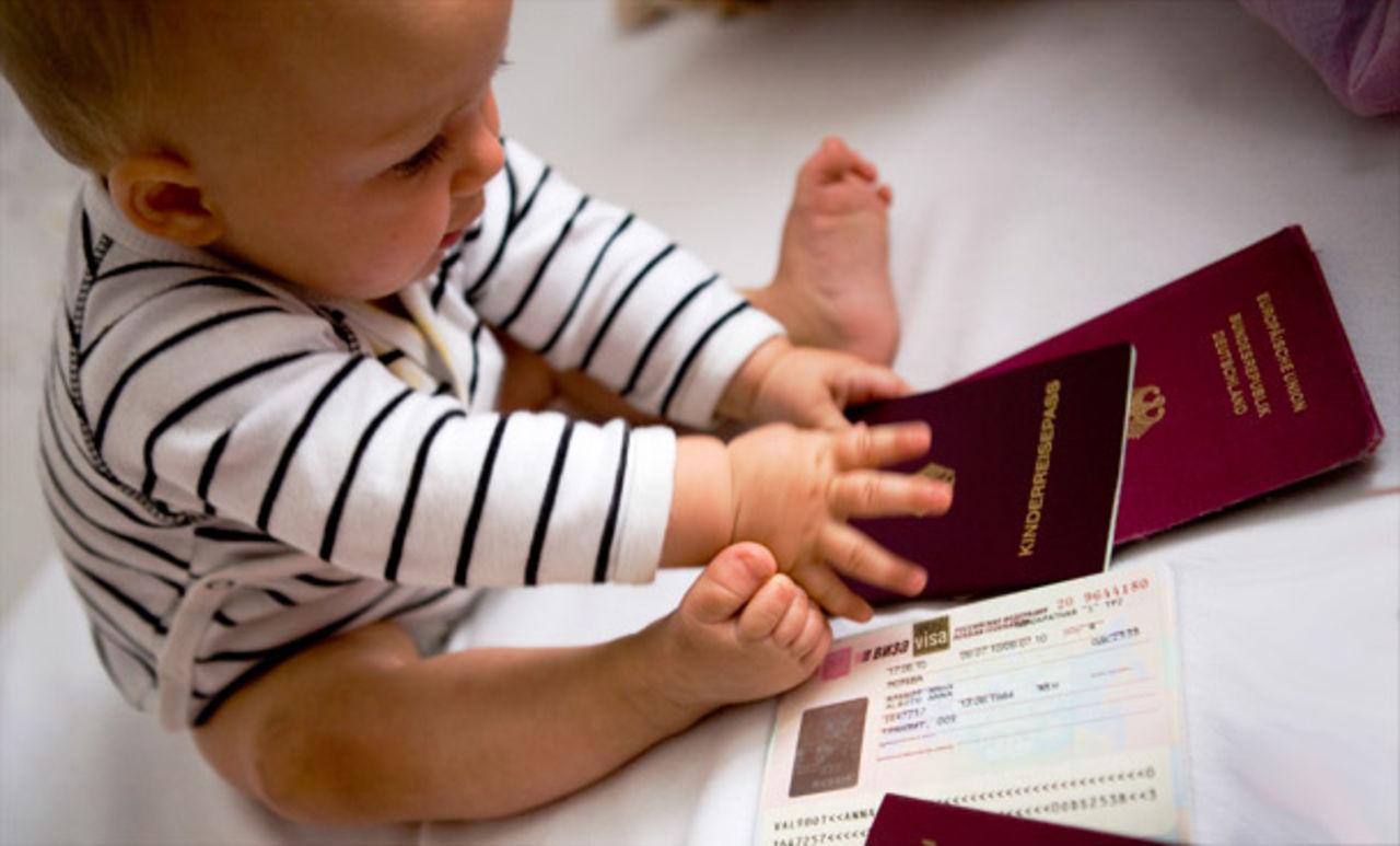 Штраф за отсутствие прописки у ребенка