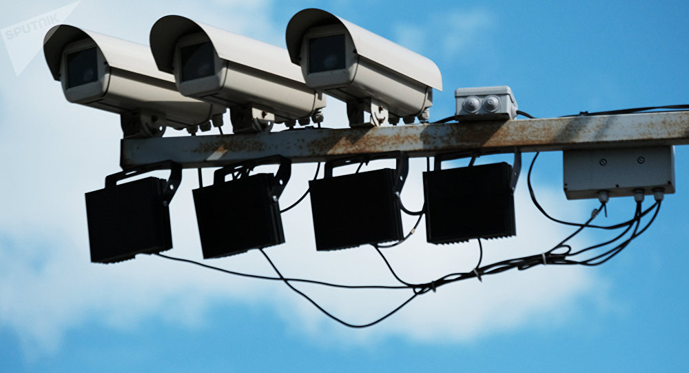 Камеры фотофиксации правонарушений