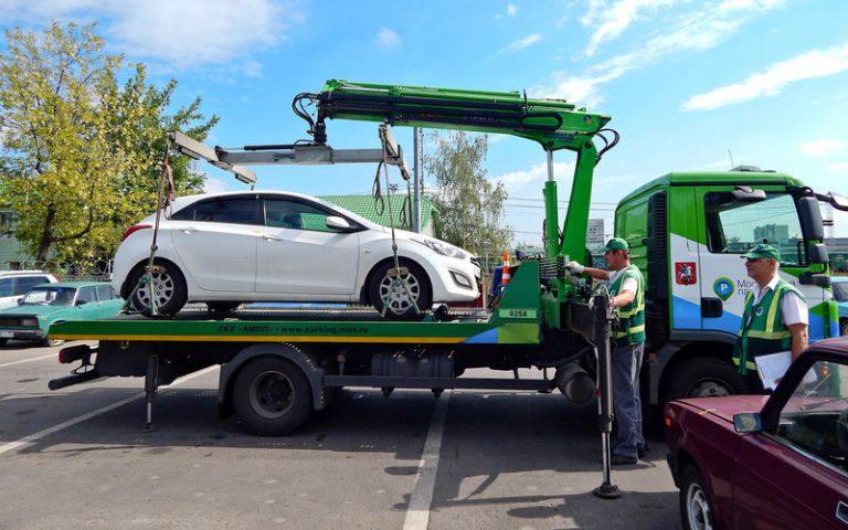 МАДИ штрафы за парковку в 2019 году