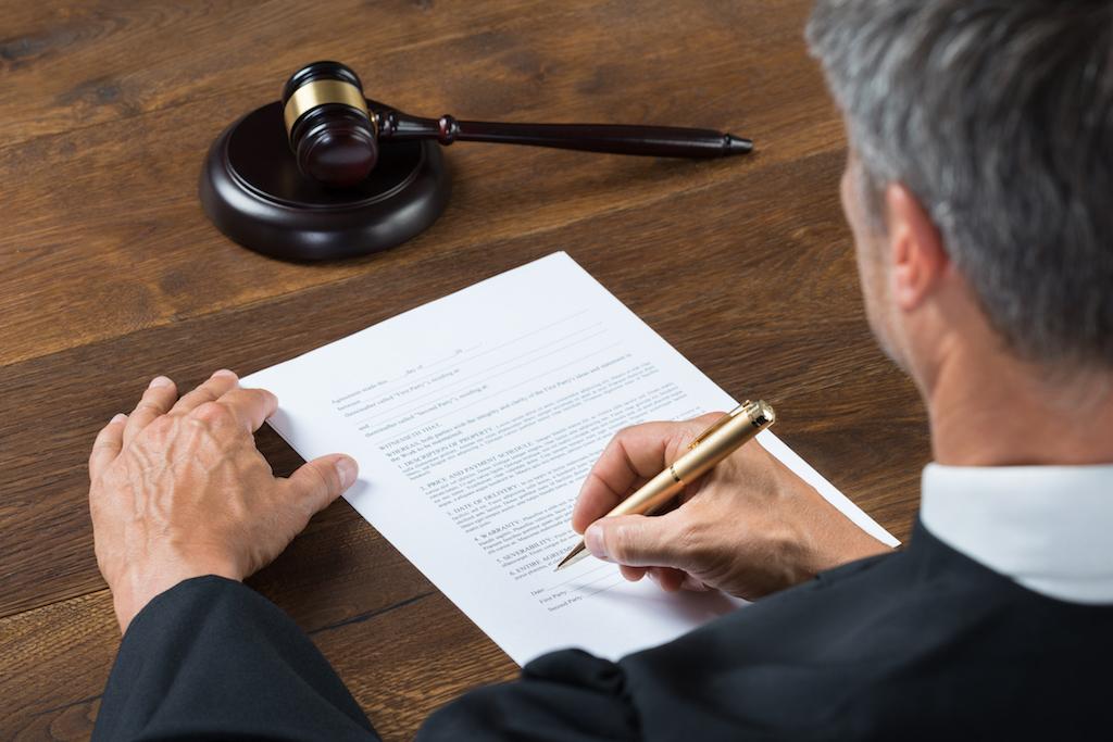 Лишить прав может только суд