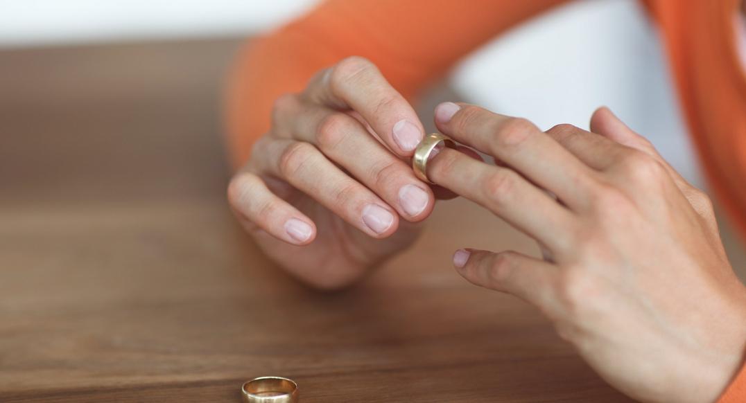 Разрыв семейных отношений всегда крайне тяжелая процедура