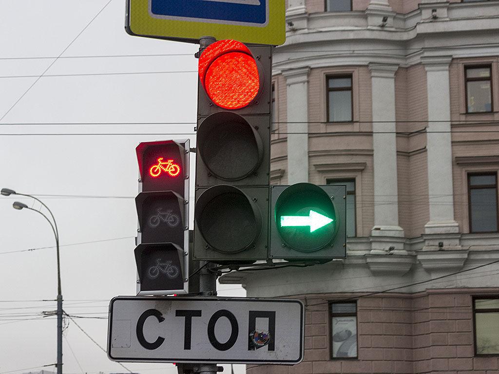 Проезд на красный свет штраф 2018