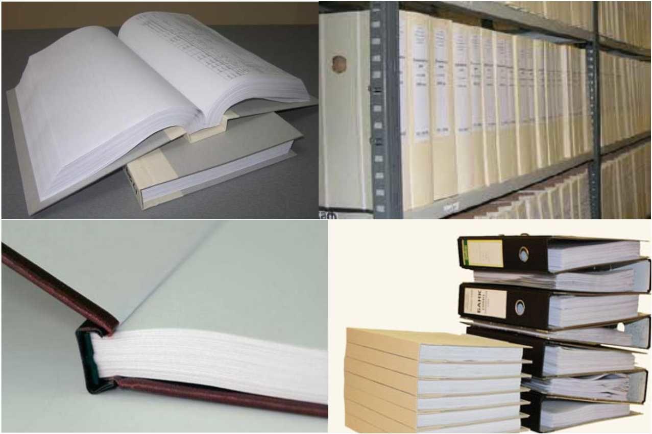 Правила прошивки документов для налоговой проверки