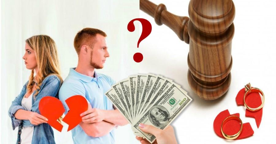 Развод 30000 рублей вступил в силу: штраф за расторжение брака