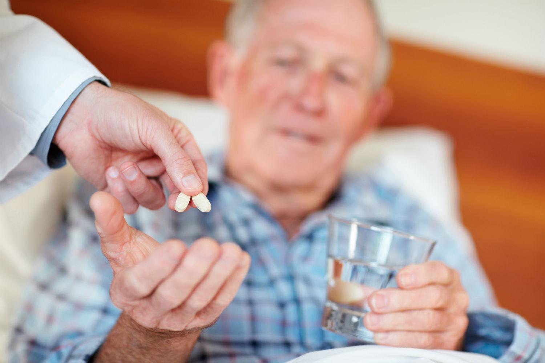 Лечение пенсионеров