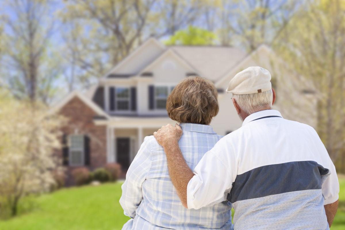Покупка нового жилья пенсионерами.
