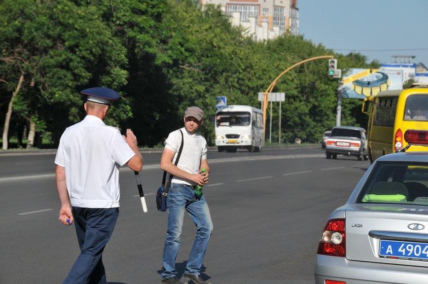Штраф гибдд для пешеходов
