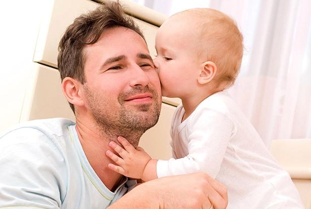 Отец отказывается от ребенка