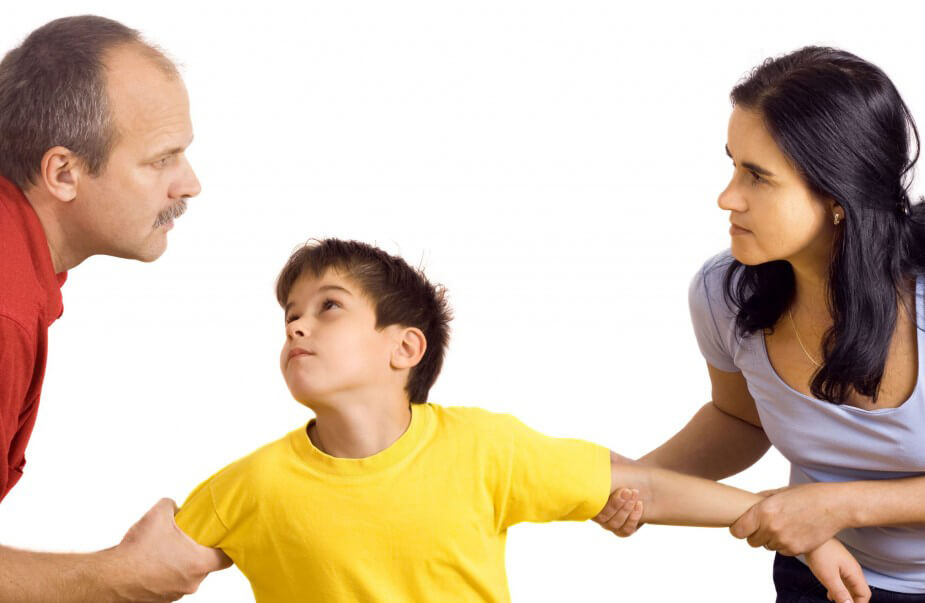 Как отец может забрать сына к себе