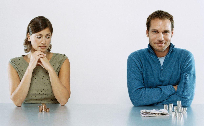 Алименты на содержание гражданской жены