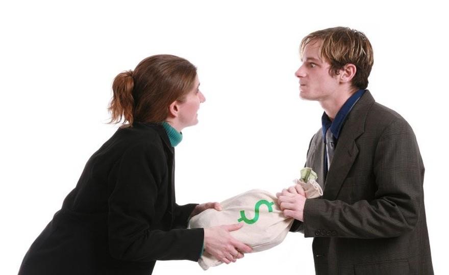 Алименты при разводе - на содержание жены и детей, сколько платить