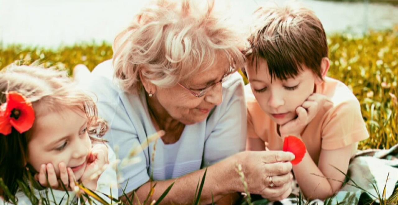 Может ли бабушка уйти в декретный отпуск