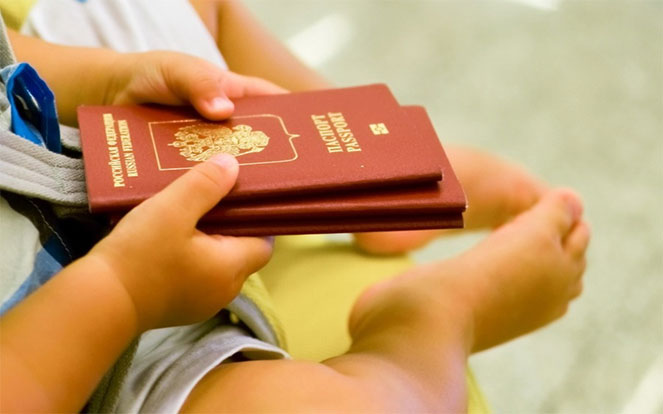 Как вписать ребенка в паспорт в 2019 году
