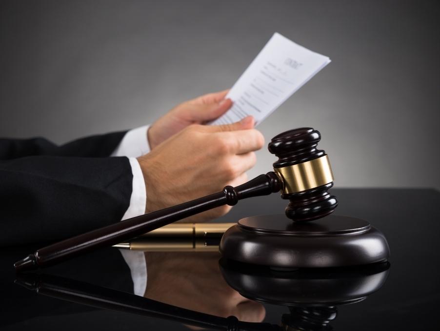 Возражение на в суде