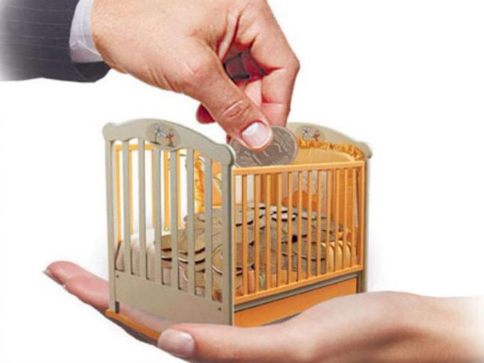 Добровольный договор о выплате алиментов