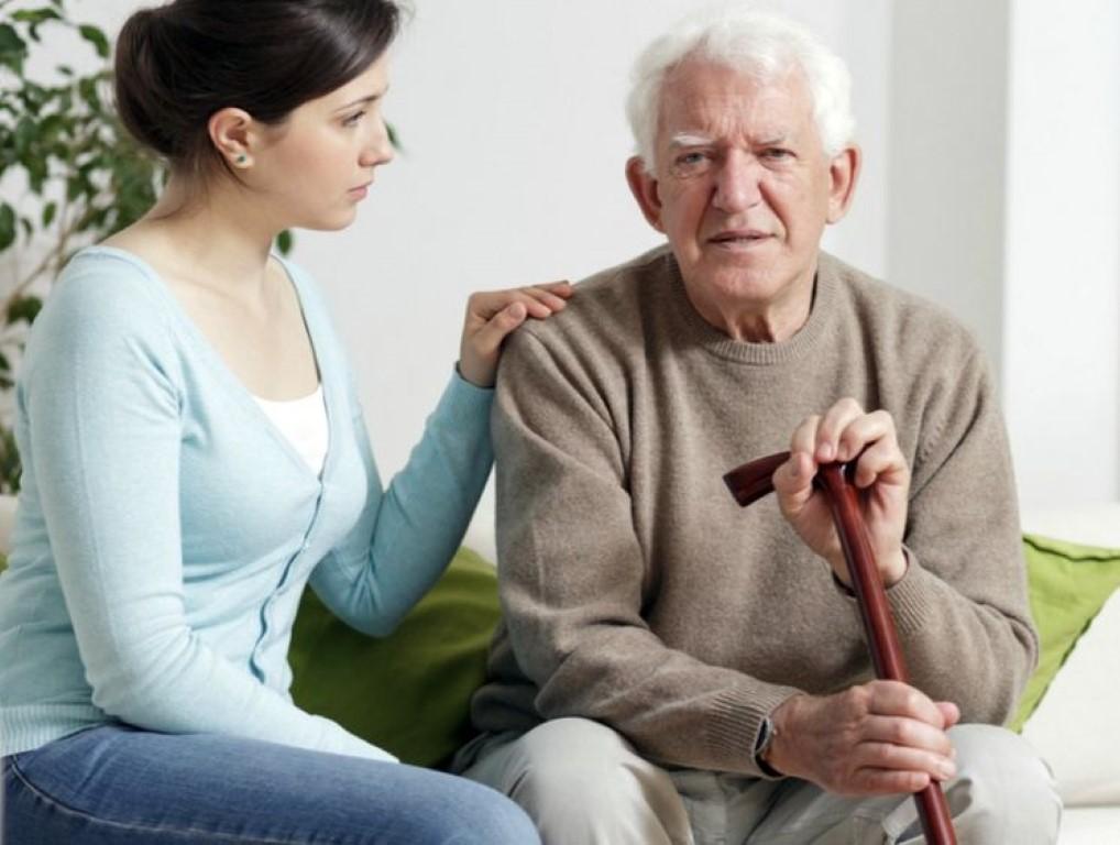 Опека недееспособного пожилого человека