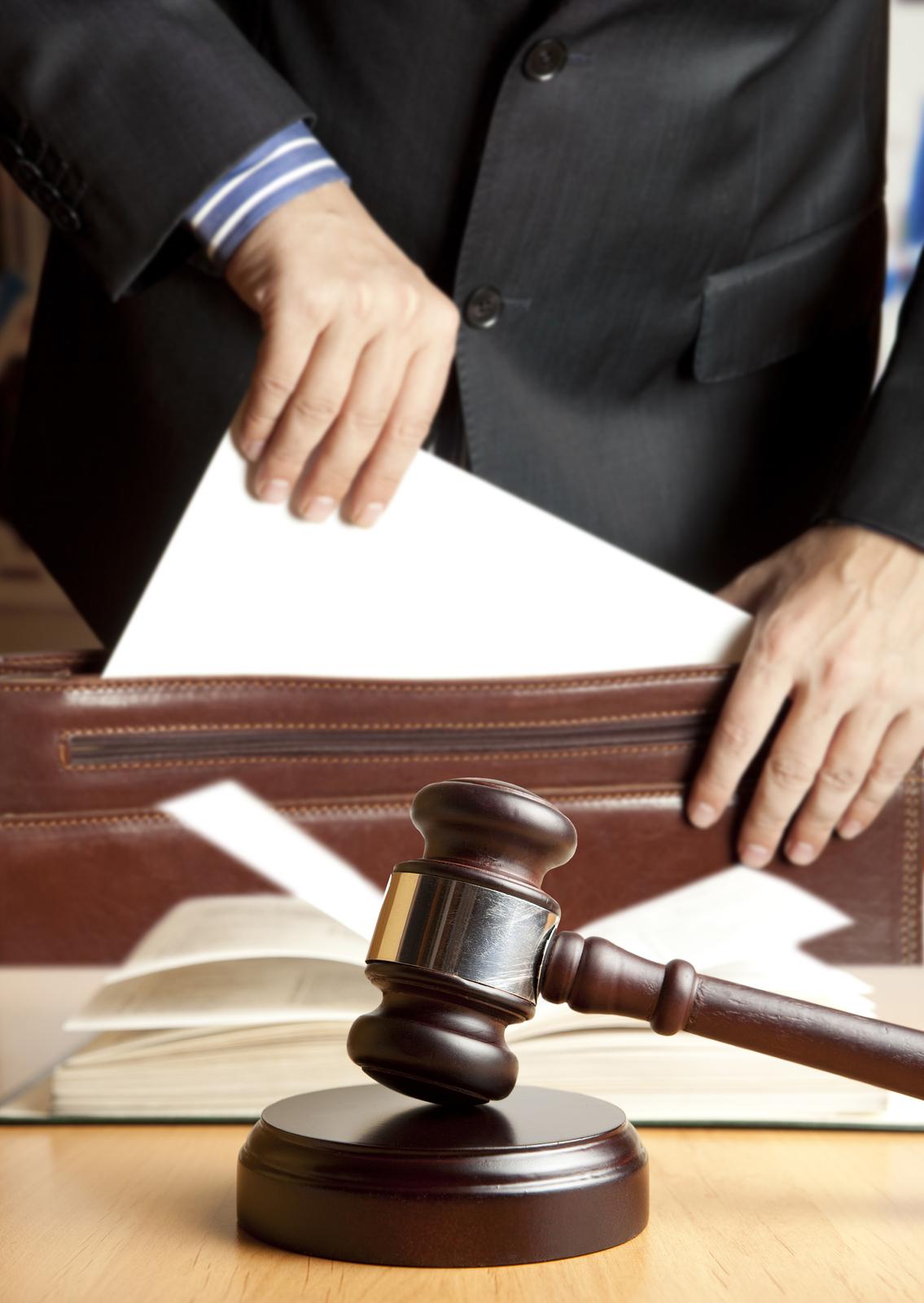 судебное решение в уголовном процессе