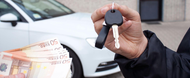 Передача права владения на автомобиль
