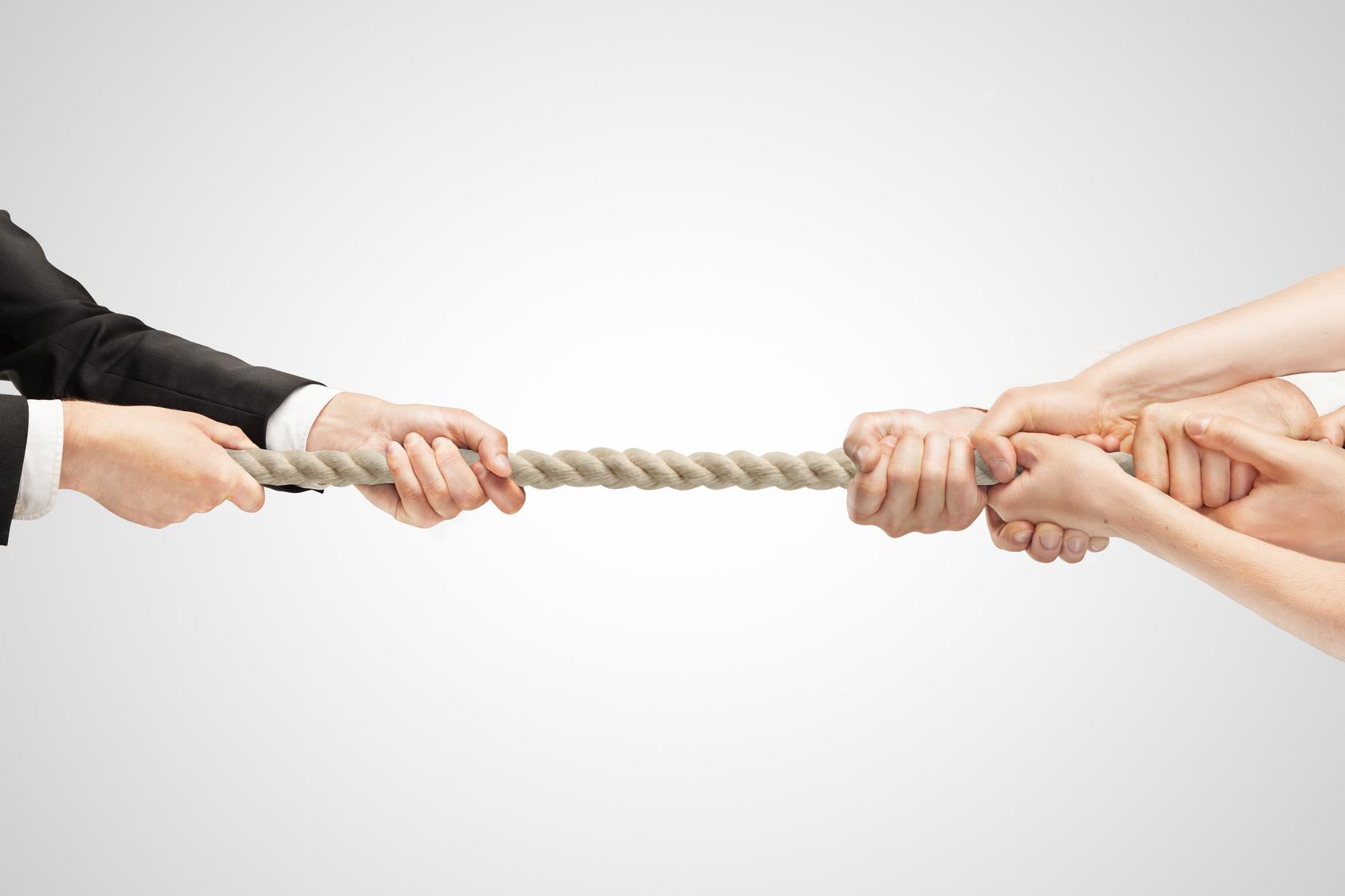 Коллективный иск по трудовому спору