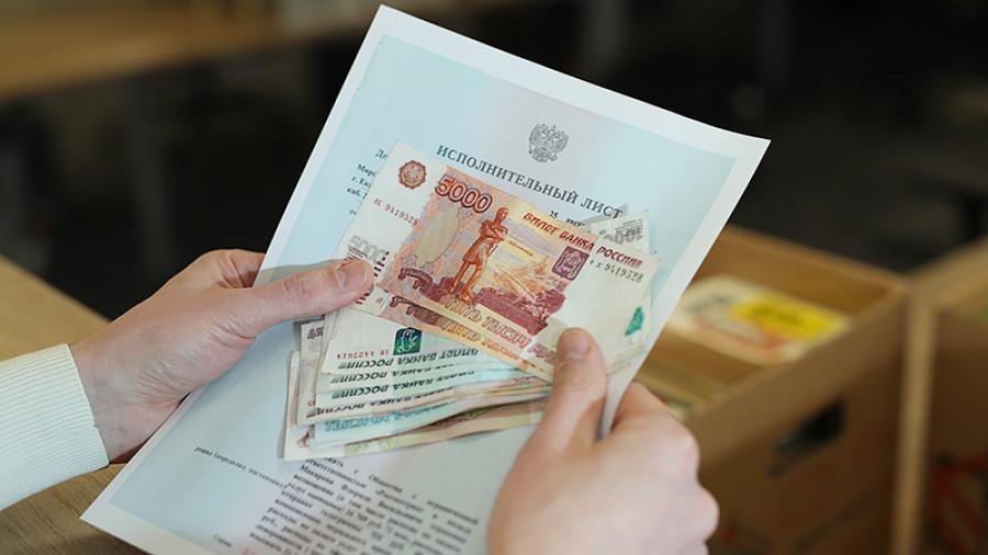 Могут ли приставы высчитывать долг с пенсии