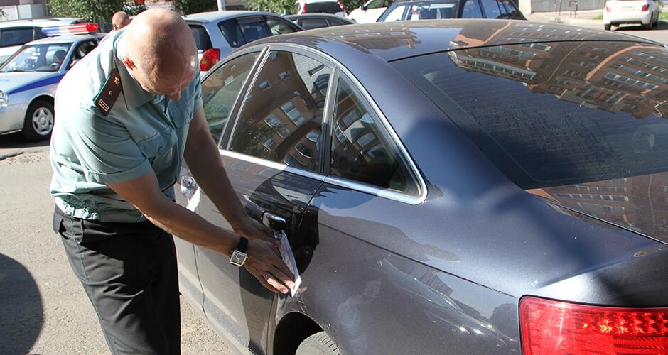 На машину наложен арест: что делать