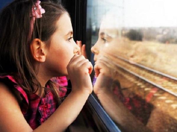 С какого возраста можно ездить на поезде одному без взрослых