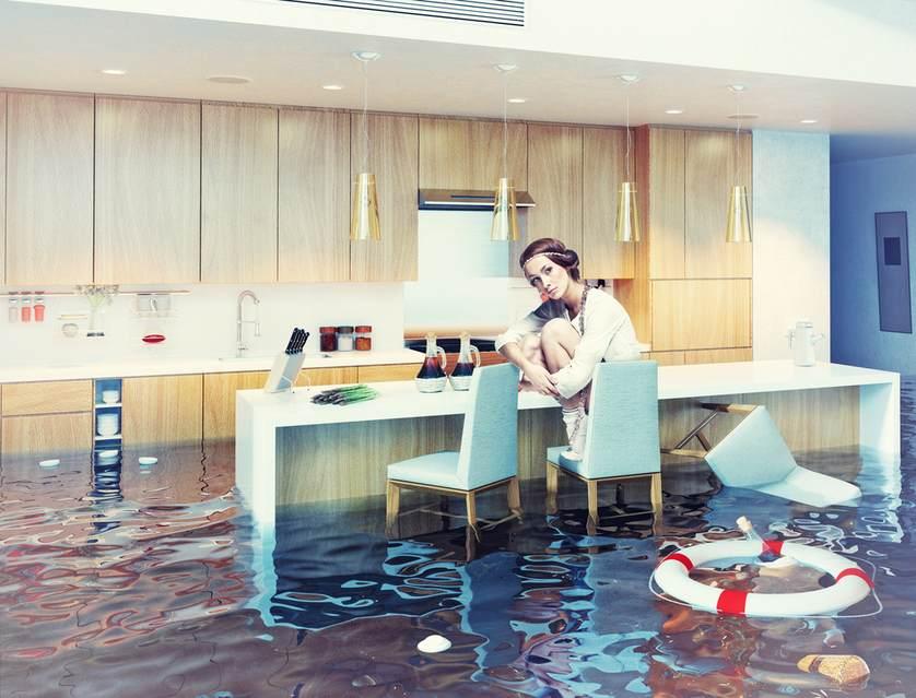 Cоставление акта о заливе квартиры: сроки, правила оформления, оспаривание акта
