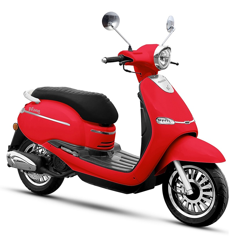 Нужны ли права на скутер до 50 кубов