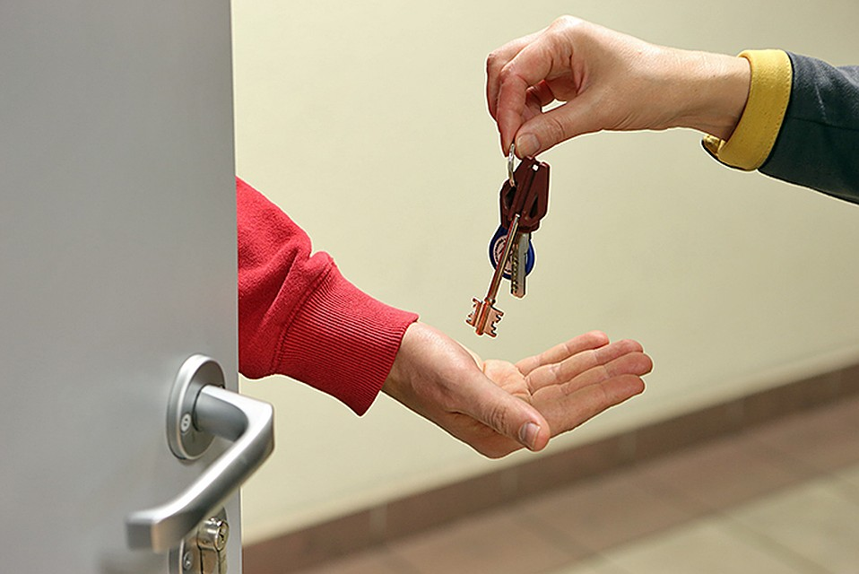 Уход за престарелыми за квартиру