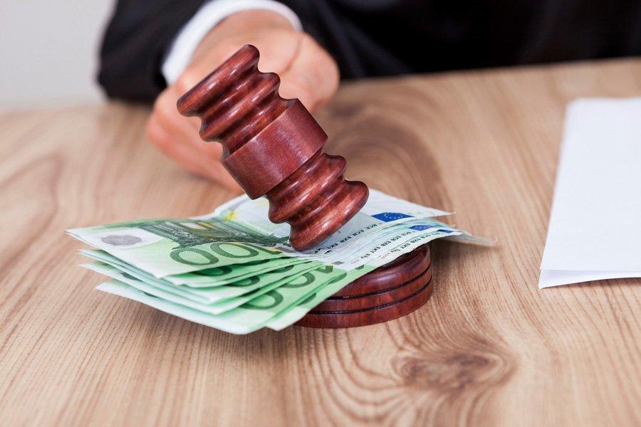Госпошлина при подаче апелляционной жалобы юридическим лицом