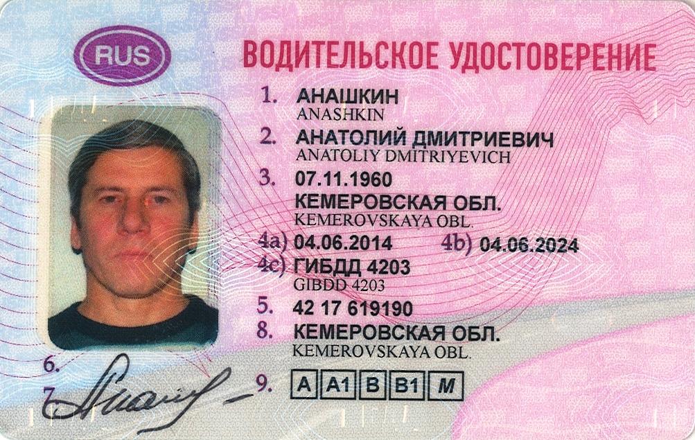 только сколько нужно фоток на водительские права тушеная
